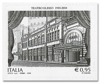 n° 3804 - Timbre ITALIE Poste