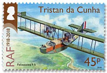 n° 1200/1203 - Timbre TRISTAN DA CUNHA Poste