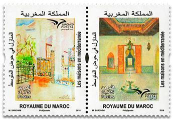 n° 1771/1774 - Timbre MAROC Poste