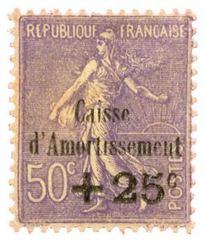 n°276** - Timbre FRANCE Poste