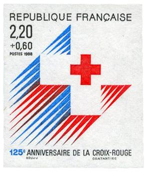 n°2555b** ND - Timbre FRANCE Poste