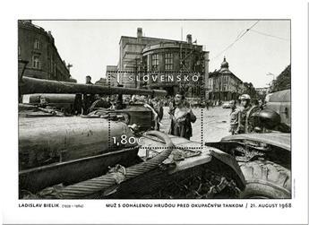 n° 53 - Timbre SLOVAQUIE Blocs et feuillets