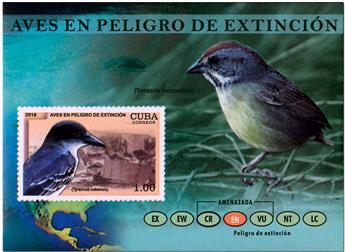 n° 344 - Timbre CUBA Blocs et feuillets
