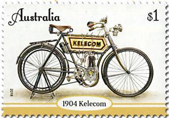 n° 4651/4654 - Timbre AUSTRALIE Poste