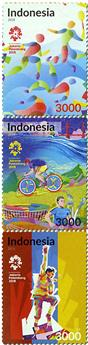 n° 2895/2897 - Timbre INDONESIE Poste