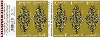 n° C4810 - Timbre BELGIQUE Carnets