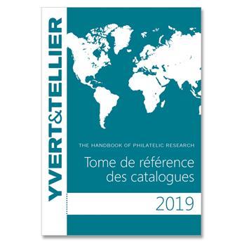 TOME DE REFERENCE DES CATALOGUES 2019