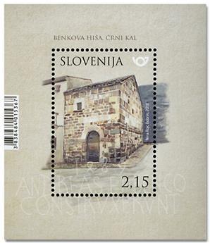 n° 112 - Timbre SLOVENIE Blocs et feuillets