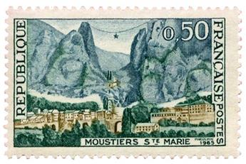 n°1436a** - Timbre FRANCE Poste