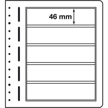 Feuilles LB 5 Verticales (x10) LEUCHTTURM