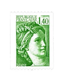 n° 2157a -  Selo França Correios