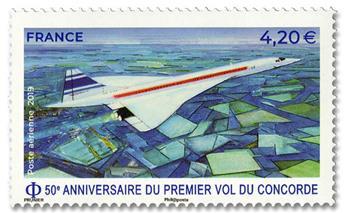 n° 83a - Timbre France Poste aérienne