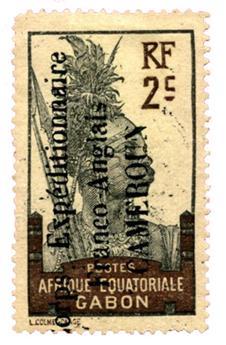 n°39* - Timbre CAMEROUN Poste