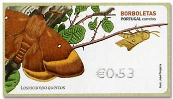 n° 225 - Timbre PORTUGAL Timbres de distributeurs