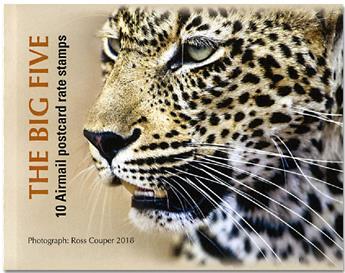 n° C239 - Timbre AFRIQUE DU SUD Carnets
