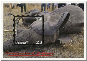 n° 139/144 - Timbre MALAWI Blocs et feuillets