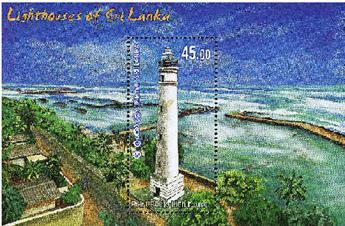 n° 170/173 - Timbre SRI LANKA Blocs et feuillets