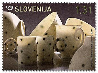 n° 1135 - Timbre SLOVENIE Poste