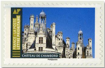 n° 1674a - Timbre France Autoadhésifs