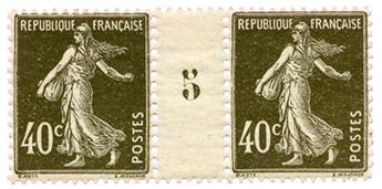 n°193** - Timbre FRANCE Poste