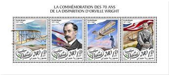 n° 1872/1875 - Timbre DJIBOUTI Poste