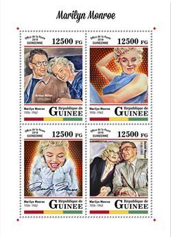 n° 9172/9175 - Timbre GUINÉE Poste