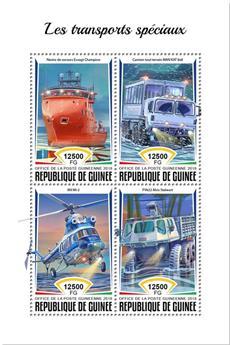 n° 9372/9375 - Timbre GUINÉE Poste