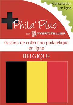 PHILA´Plus en ligne : Belgique (12 mois)
