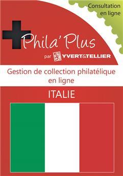 PHILA´Plus en ligne : Italie (12 mois)