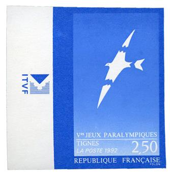 n°2734a** ND - Timbre FRANCE Poste