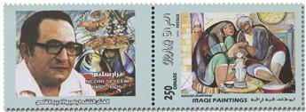 n° 1876/1879 - Timbre IRAK Poste