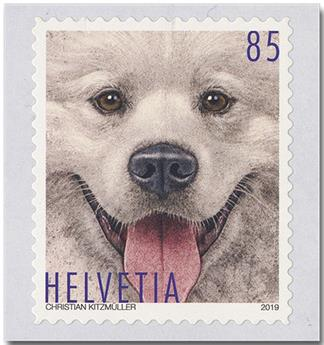 n° 2512/2515 - Timbre SUISSE Poste