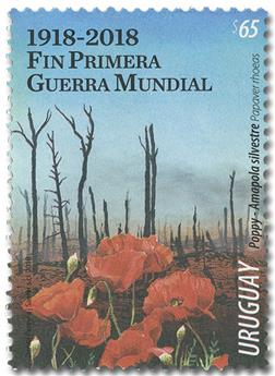 n° 2925 - Timbre URUGUAY Poste