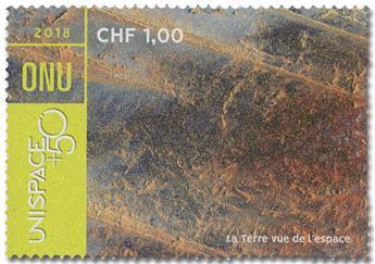 n° 1016/1017 - Timbre ONU GENEVE Poste