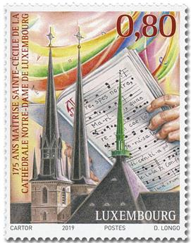 n° 2141 - Timbre LUXEMBOURG Poste