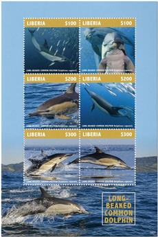 n° 6152/6157 - Timbre LIBERIA Poste