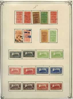 France : Colis postaux complet du 1/94 */obl.