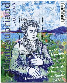 n° F1220 - Timbre Saint-Pierre et Miquelon Poste