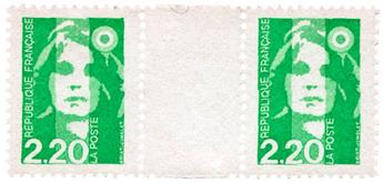 n°2790a** - Timbre FRANCE Poste