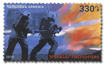 n° 949 - Timbre ARMENIE Poste