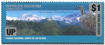 n° 2370A - Timbre ARGENTINE Poste