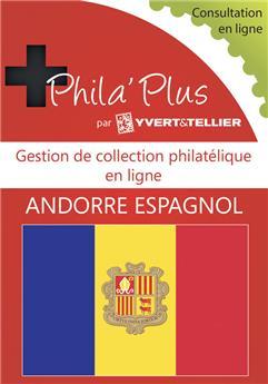 PHILA´Plus en ligne : Andorre Espagnol (12 mois)