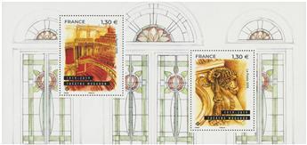 n° 153 - Timbre France Blocs souvenirs