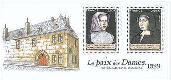 n° 162 - Timbre France Blocs souvenirs