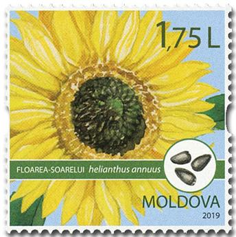 n° 971/973 - Timbre MOLDAVIE Poste