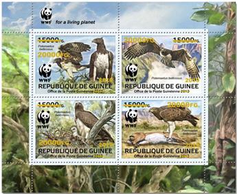 n° 6856A - Timbre GUINÉE Poste