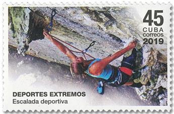 n° 5822/5825 - Timbre CUBA Poste