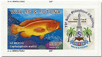 n° 919 - Timbre WALLIS & FUTUNA Poste
