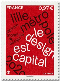 n° 5372 - Timbre France Poste