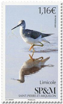 n° 1232 - Timbre Saint-Pierre et Miquelon Poste